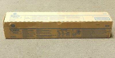 Konica Minolta 024E Black Toner TN511 BizHub 360