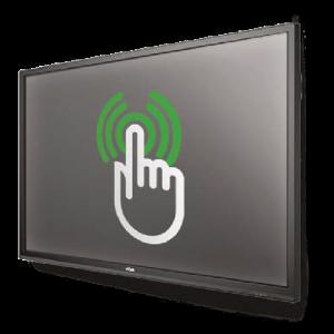 Interactive display@2x