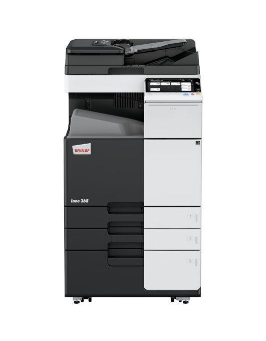 Develop ineo 368 studio picture DF 704 OT 506 PC 410 Front RGB